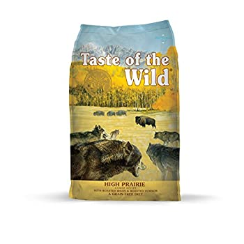 Taste of The Wild Grain Free Premium High Protein Dry Dog Food High Prairie Adult - Roasted Bison and Venison 1