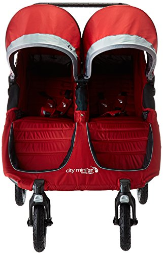 Buy double stroller for 2 year old and newborn