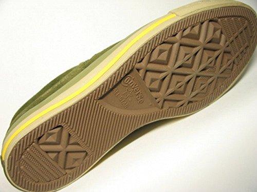Converse , Herren Sneaker Grün Yellow/Olive