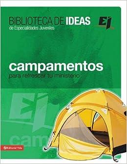 campamentos retiros misiones e ideas de servicio juveniles amazoncouk youth specialties books