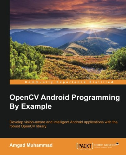 OpenCV Android Programming By Example ebook