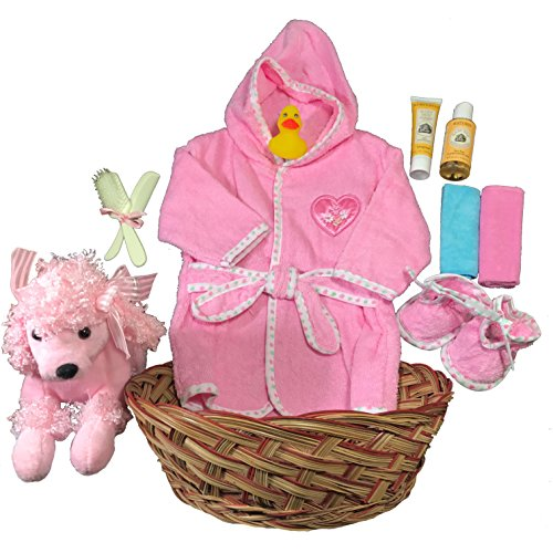 baby bath gift basket - 5