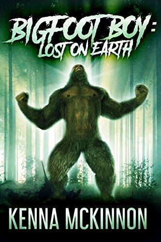 Bigfoot Boy: Lost on Earth (English Edition)