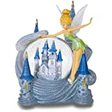Disney World Tinkerbell Cinderella Castle Snowglobe