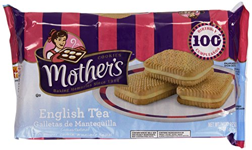 Mother's, English Tea Cookies, 16 oz
