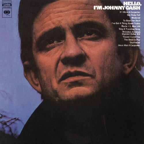 I've Got A Thing About (Johnny Cash Train)