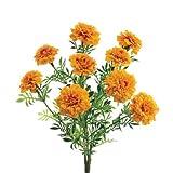 13-Silk-Marigold-Bush-in-Yellow-Orange