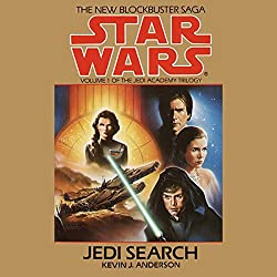 Star Wars: The Jedi Academy Trilogy, Volume 1: Jedi Search