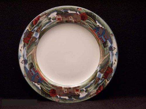 Noritake Bay - Epoch Pioneer Bay #E203 Dinner Plates