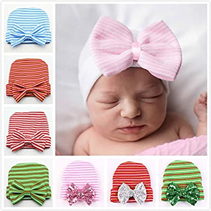 Buy Generic A2   Newborn Birthday Gift Knitted Baby Caps 3ef52a1dabb