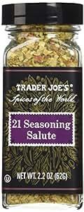 Trader Joe's 21 Seasoning Salute Blend, 2.2oz