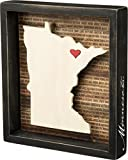 Primitives By Kathy Box Sign - Minnesota