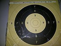 Schießscheibe BDS-Scheibe Nr. 9. Kurzwaffen 25 m/MD 100 Stück