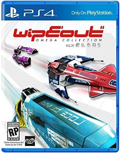 Wipeout Omega Collection - PlayStation 4 by Sony