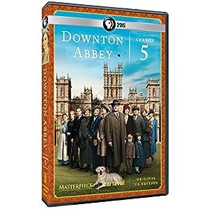Masterpiece: Downton Abbey Season 5 by PBS (DIRECT)