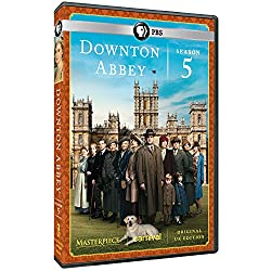 Season 5 of the international hit finds the Crawley family and the staff struggling with responsibilities and choices as they adjust to life in the Roaring Twenties. The beloved ensemble cast includes Dame Maggie Smith, Elizabeth McGovern, Hugh Bonne...