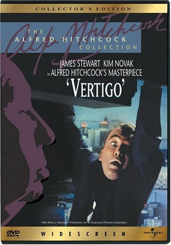 Vertigo (Collector's Edition) (Alfred Hitchcock The Essentials Collection Limited Edition)