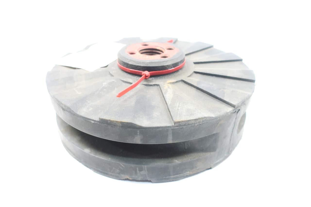 FLOWSERVE 2104746-003 HYPALON Impeller 9-3//4IN