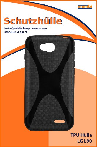 mumbi X-TPU Schutzhülle für LG L90 Hülle