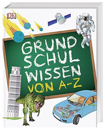 Grundschulwissen von A-Z Gebundenes Buch – 30. August 2018 3831035601 Afrika Amerika Australasien