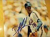 DWIGHT GOODEN 1990's Show Signed Mets 8x10 Baseball Photo -Guaranteed Authentic