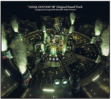 Square Enix - Final Fantasy VII (Banda sonora 4 CDs): Original Soundtrack: Amazon.es: Videojuegos
