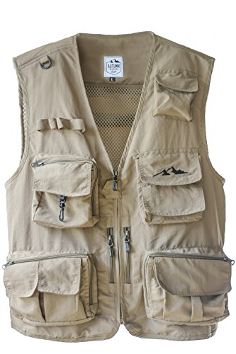 Best hunting and fishing vests products by yesiyan for Best fishing vest