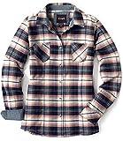 CQR Women's Plaid Flannel Shirt Long