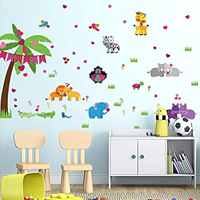 Frases Decorativas Para Niños Dibujos Animados Selva