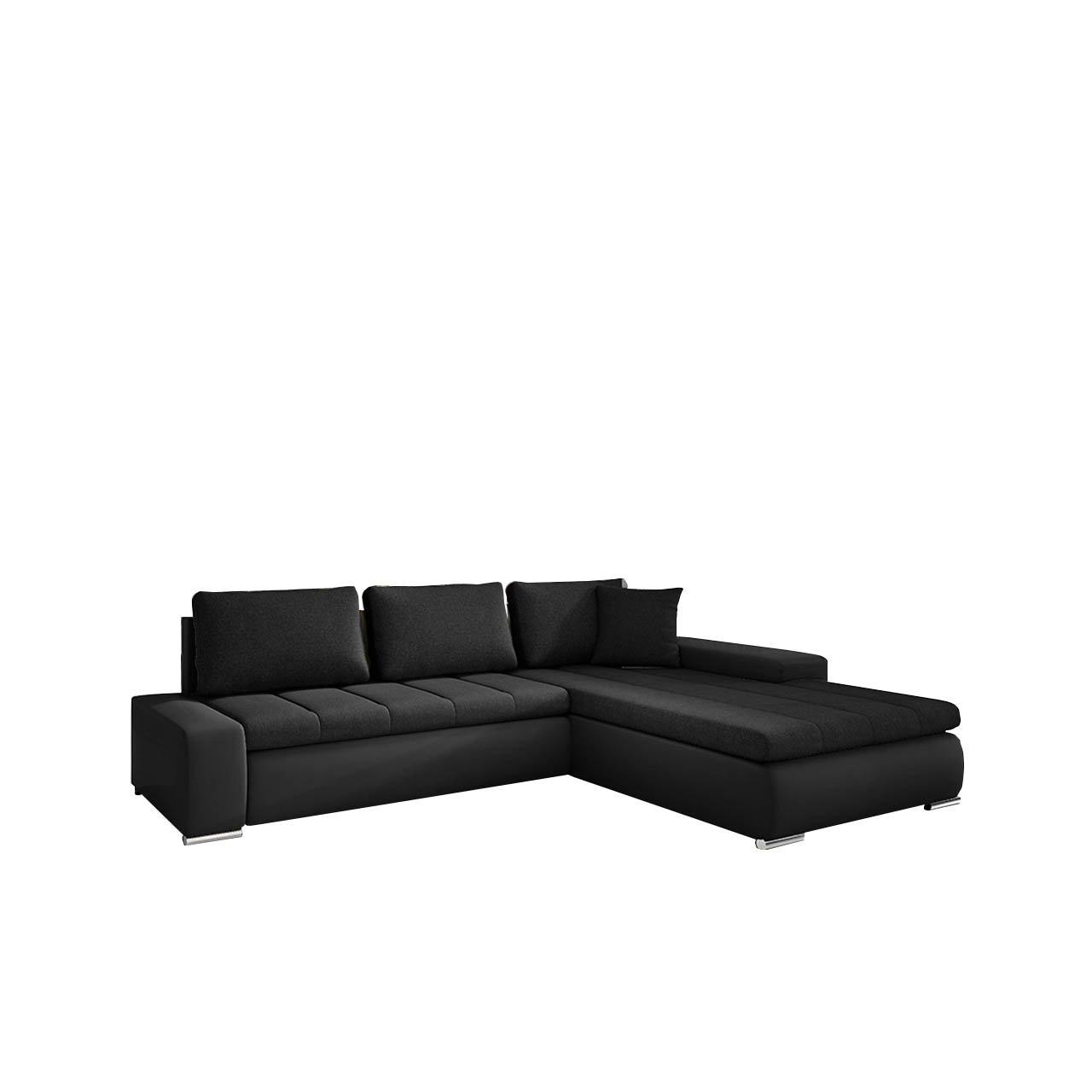 Eckcouch Ecksofa Orkan Elegante Sofa Mit Schlaffunktion Und