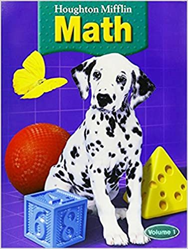 Math Worksheets houghton mifflin math worksheets grade 5 : Houghton Mifflin Math © 2005: Student Edition, 5 Volume Set Grade ...