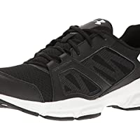 Under Armour Zone 2 Sneaker - black