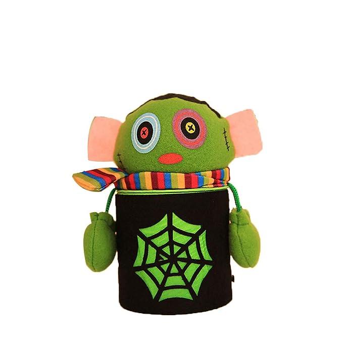 Apofly Trick 1pcs muñeca de Halloween de Papel la Caja del ...