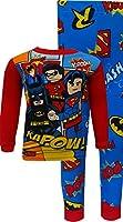 Lego DC Comics Superheroes Cotton Pajama Set for Little Boys