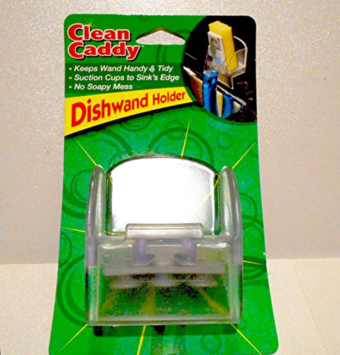 Scotch Brite Dishwand Soap Dispenser Scrub Sponge Holder