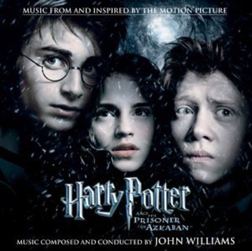 Price comparison product image Harry Potter and the Prisoner of Azkaban OST