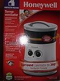 Brand New, Honeywell - 360- Surround Heater Fan Forced