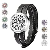 Essential Oil Diffuser Bracelet,Stainless Steel Aromatherapy Locket Bracelets - Best Reviews Guide