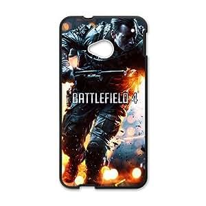 DAZHAHUI Battlefield soldier Cell Phone Case for HTC One M7