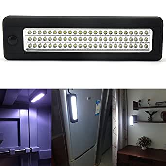 portable light wardrobe light kitchen lights 72 super bright led light