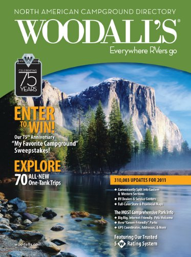 Woodall's North American Campground Directory, 2011 (Good Sam RV Travel Guide & Campground Directory) (Good Sam Rv Travel Guide And Campground Directory)