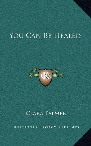 Download You Can Be Healed pdf