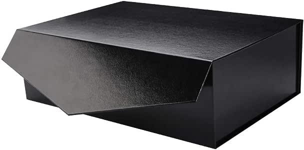 Packhome Caja de regalo de 14 x 24 x 4.5 pulgadas, caja de regalo ...