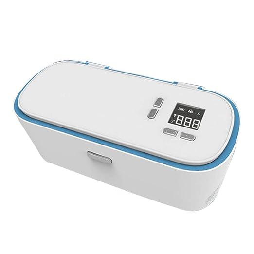Mini refrigerador portátil de la caja del refrigerador de la ...