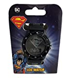 Best Superman Kid Watches - Superman LCD Watch for Boys Wrist Watch Review