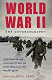 img - for World War II: The Autobiography book / textbook / text book