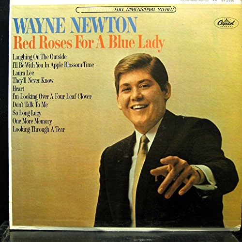 Image result for red roses for a blue lady wayne newton