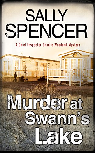 book cover of Murder at Swann\'s Lake