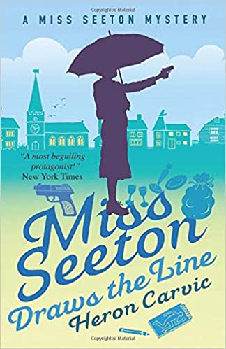 Miss Seeton Draws the Line (A Miss Seeton Mystery): Amazon.co.uk ...