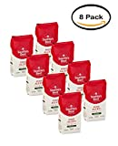 PACK OF 8 - Seattle's Best Coffee Post Alley Blend Dark Roast Ground Coffee, 12.0 OZ